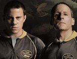 Channing Tatum, Steve Carell y Mark Ruffalo te atrapan en el nuevo póster de 'Foxcatcher'