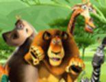 Carteles internacionales para 'Madagascar 2'