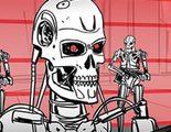 El storyboard de 'Terminator Genisys' adelanta una batalla entre rebeldes y endoesqueletos