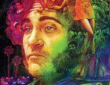 Un colorido Joaquin Phoenix protagoniza la nueva portada en la reedición de 'Inherent Vice'
