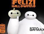 Baymax de 'Big Hero 6' felicita Halloween con un sabio consejo