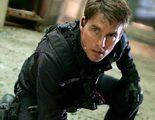 Tom Cruise se aferra a un avión en pleno vuelo en las imágenes del rodaje de 'Misión Imposible 5'