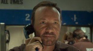 Kevin Spacey llama imbéciles a los protagonistas de 'Cómo acabar sin tu jefe 2' en un nuevo clip
