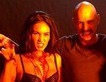 Megan Fox, en lencería y cubierta de sangre en una nueva imagen del rodaje de 'Zeroville'