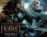 Los enanos están preparados para la batalla en el nuevo póster de 'El Hobbit: La batalla de los cinco ejércitos'