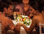 Josh Hutcherson y a Claudia Traisac se casan en un clip exclusivo de 'Escobar: Paraíso perdido'
