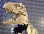 Las primeras imágenes de los dinosaurios de 'Jurassic World' llegan en forma de LEGO