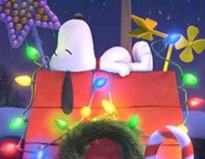 Llega La Navidad Con Las Nuevas Imagenes De Peanuts Carlitos Y