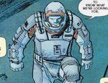 Christopher Nolan ata cabos sueltos de 'Interstellar' con un cómic protagonizado por el personaje de Matt Damon