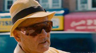 Un rebelde Bill Murray protagoniza los pósters españoles de 'St. Vincent'