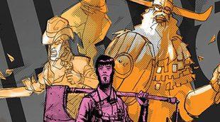 Chris Pratt protagonizará la adaptación de la novela gráfica 'Cowboy Ninja Viking'
