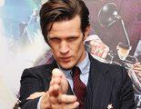La estrella de 'Doctor Who' Matt Smith se une a Natalie Dormer en 'Patient Zero'