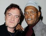 Samuel L. Jackson tuitea fotos desde el rodaje de 'The Hateful Eight' de Tarantino