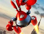 Plankton y Don Cangrejo protagonizan los nuevos pósters de 'Bob Esponja: Un héroe fuera del agua'