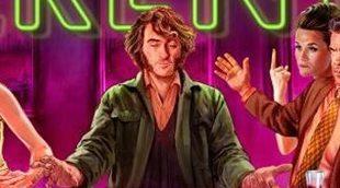 Joaquin Phoenix es Jesucristo en el nuevo banner de 'Puro vicio'