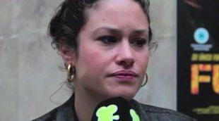"""Aida Folch: """"'Fuego' tiene detrás una historia muy compleja, en la que todo el mundo ha sufrido mucho"""""""