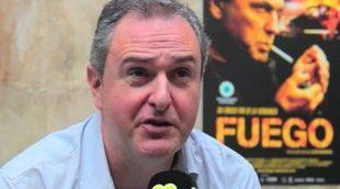 """Luis Marías: """"Fuego' es una película para llorar"""""""