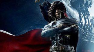 La adaptación cinematográfica del famoso manga 'Capitán Harlock' estrena nuevo tráiler