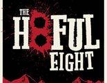 Nueva imagen desde el rodaje de 'The Hateful Eight', el nuevo western de Quentin Tarantino