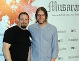 """Juanfer Andrés y Esteban Roel, de 'Musarañas': """"Aunque no es un cine político y no lo pretende está esa lectura"""""""