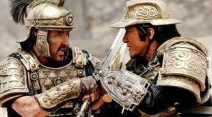 Tráiler y primeras imágenes de 'Dragon Blade' con Jackie Chan y John Cusack