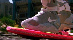 Nike lanzará este año las zapatillas que se atan solas de 'Regreso al futuro II'