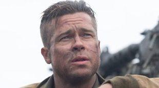 Brad Pitt conduce su tanque de 'Corazones de acero' al número uno de la taquilla española