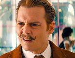 Tráiler final en español de 'Mortdecai', lo último de Johnny Depp