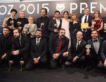 """Besos, """"justicia para Rossy"""", chistes y emoción: Así fue la gala de los Premios Feroz 2015"""