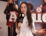 """María Parrado, de 'Annie': """"El doblaje me atrae más que la interpretación"""""""