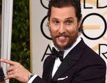 Matthew McConaughey tiene dos nuevos proyectos: 'Gold' y 'Born to Run'