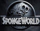 Bob Esponja se cuela en los pósters de 'Cincuenta sombras de Grey', 'Terminator Génesis' y 'Jurassic World'