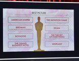 La quiniela de los Oscar 2015 de la redacción de eCartelera