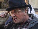 Primeras imágenes de Sylvester Stallone y Michael B. Jordan en el set de rodaje de 'Creed'