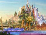 Nuevo concept art de la ciudad de 'Zoopolis', de Disney