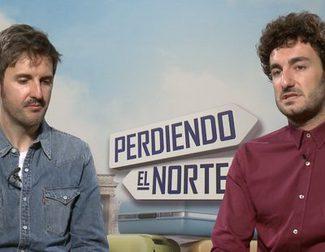 """Julián López y Miki Esparbé, de 'Perdiendo el Norte': """"El personaje de José Sacristán es el primer referente por 'Vente a Alemania, Pepe'"""""""