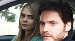 Daniel Brühl investiga un asesinato junto a Cara Delevingne en el tráiler de 'The Face of An Angel'
