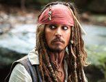 Johnny Depp se lesiona durante el rodaje de 'Piratas del Caribe: Dead Men Tell No Tales'