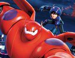 'Big Hero 6' se convierte en la película de animación con más éxito de 2014