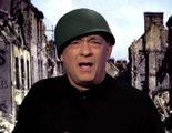 Tom Hanks repasa sus papeles en cine en siete minutos con la ayuda de James Corden