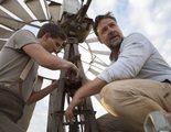 Russell Crowe se despide de sus hijos en un clip exclusivo de 'El maestro del agua'