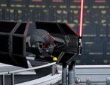 Falso tráiler de 'Star Wars' protagonizado por los personajes de 'Cars'