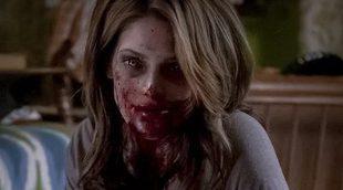 Ashley Greene se convierte en zombie en el nuevo tráiler de 'Burying the Ex'