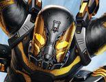 Primera imagen de Yellowjacket, el villano de 'Ant-Man'