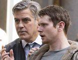 Primeras imágenes de Jack O'Connell y George Clooney en el rodaje de 'Money Monster'