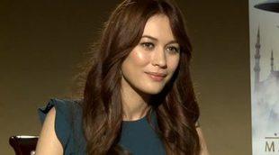 """Entrevista a Olga Kurylenko: """"Lo que admiro de Ayshe es que es muy fuerte y valiente"""""""