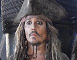 Primera imagen de 'Piratas del Caribe: Dead Men Tell No Tales' con Jack Sparrow muy bien atado