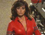 Penélope Cruz se enfunda un traje de cuero rojo en el rodaje de 'Zoolander 2'