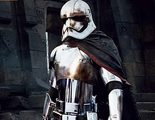 Gwendoline Christie se convierte en una oficial en su primera imagen en 'Star Wars: El despertar de la fuerza'