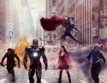 ¿Cuánto tiempo en pantalla tiene cada personaje en 'Vengadores: La era de Ultron'?